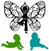Kinderyogapraktijk Vlinder